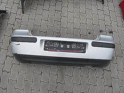 Stoßstange hinten VW Golf IV 1.6 Benzin 2türig Modell 1999 Lack:LB7Z SatinSilber ()