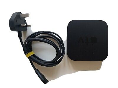 Apple TV (3rd Generation) A1469 Digital HD Media Streamer-Black (Used) No Remo