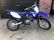 Yamaha TTR125 2008 Middle Ridge Toowoomba City Preview