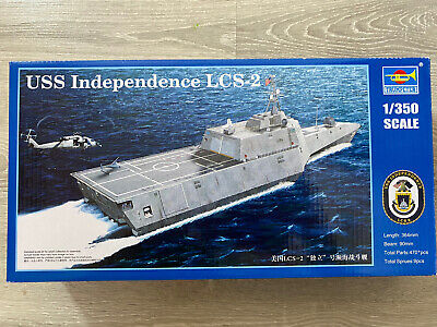 Trumpeter 04548 Modellbausatz USS Independence (LCS-2) Neu in OVP