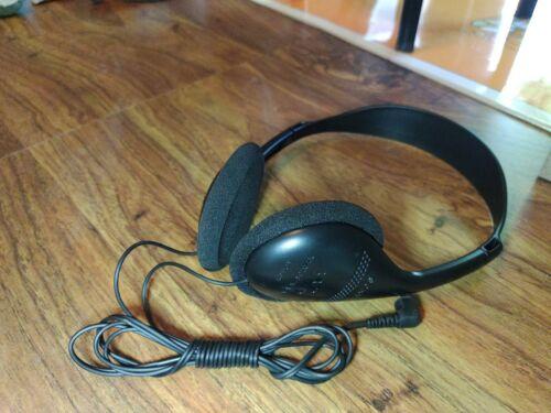 SONY Walkman Audio Headphones MDR-027 Over On Ear Adjustable