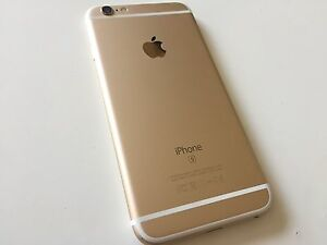 Gold iPhone 6s 64gb unlocked Eight Mile Plains Brisbane South West Preview