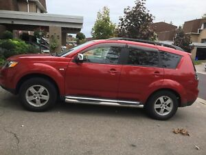 2009 Mitsubishi Outlander - LOW MILEAGE!