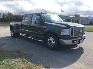 2006 FORD F-350 LARIAT DIESEL DUALLY 2x4