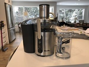 Breville Juicer - used twice