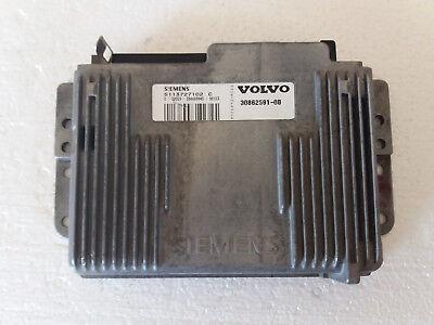 Volvo S40 V40 Motorsteuergerät S113727102C