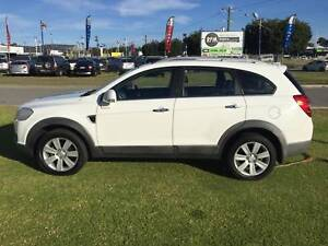 2008 Holden Captiva 7 Seats Turbo Diesel **IMMACULATE CONDITION*