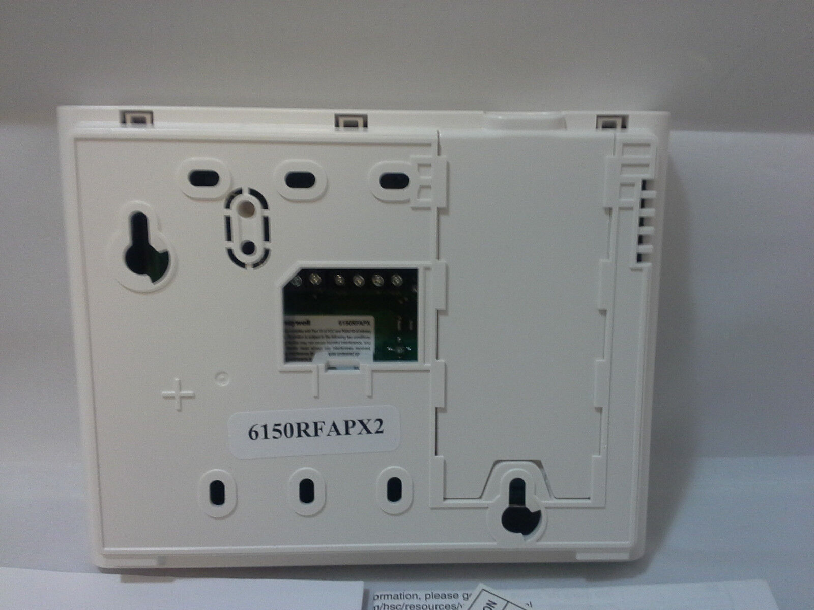 Apx honeywell ademco 6150rf keypad touchpad vista 15p 20p 21ip condition sciox Image collections