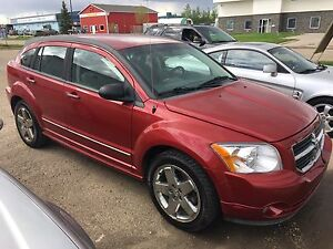 AMAZING DEAL AWD 2007 Caliber RT LOW KMS!!!