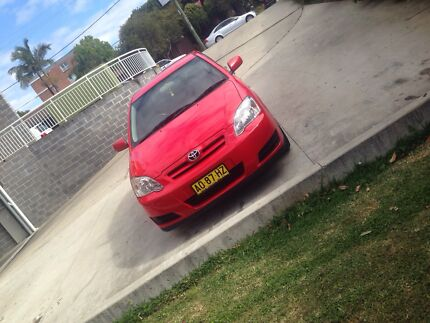 2007 Toyota Corolla with rego automatic  Guildford Parramatta Area Preview