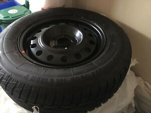 Uniroyal Tigerpaw Ice and Snow 3, Winter Tires (NEW, NEVER USED)