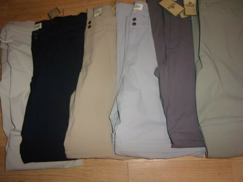 NEW Ultimate Terrain Trailhead Women Convertible Hiking Pant size 2-16 (B292)