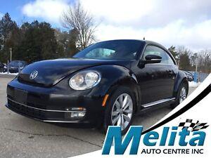 2013 Volkswagen Beetle Coupe Highline