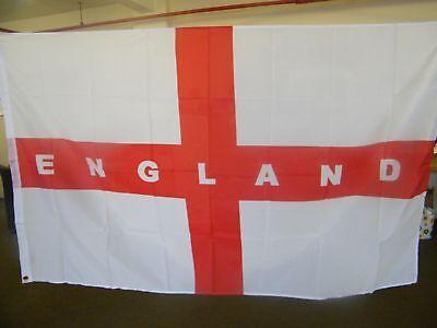 World Cup England Flag 5FT X 3FT St George Cross Flags England Football Flag