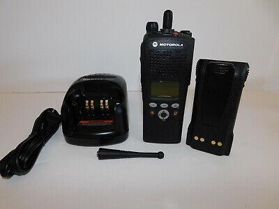 Motorola Xts2500 Model 2 700800mhz P25 Digital 9600 Baud Trunking W Aes Des Ucm
