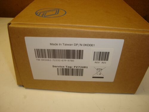 Dell Navteq On Board Bluetooth GPS FD720 BT-332 NEW OPEN BOX
