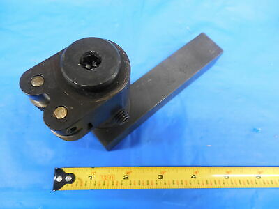 Eagle Rock Tech Knurling Tool Holder 1 Square Shank Lathe Tooling