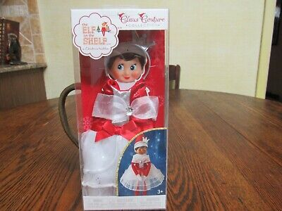The Elf on the Shelf Claus Couture Collection Peppermint Princess Gown New