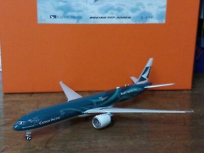 1 400 Bbox Cathay Pacific Airways B777 300Er B Kpf Asias World City