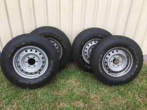 Tyres & Rims 16 inch Cooranbong Lake Macquarie Area Preview