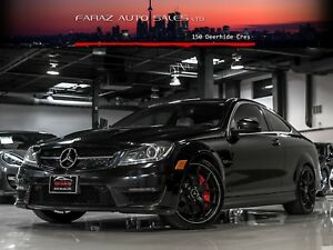 2015 Mercedes-Benz C63 AMG|EDITION 507|COUPE|FULLY LOADED