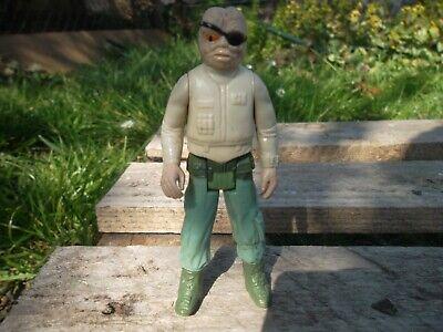 Prune face / Star Wars vintage Kenner ROTJ loose Figure Figurine 84*