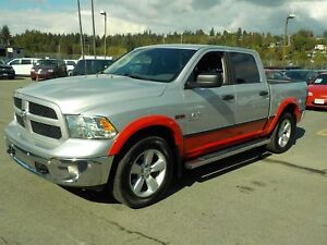 2016 Dodge RAM 1500 SLT Crew Cab Short Box 4WD Eco Diesel