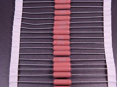Rlr32c1002gm Vishay Metal Film Resistor 10k 10000 Ohm 2 1w Axial Nos