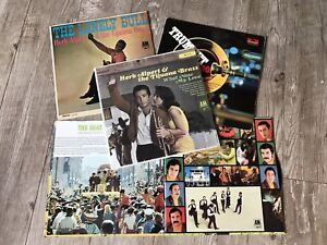 4 Vinyl Records LPs : 3 Herb Alpert albums & 1 James Last Go