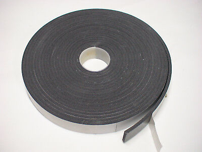 6 Rollen a. 10mx15mmx4mm = 60m Dämmband Isolierband Vorlegeband A
