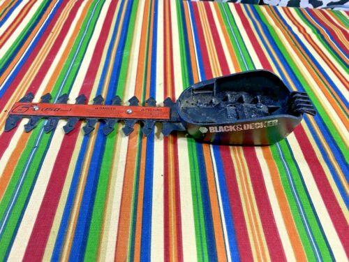 """Black & Decker 6"""" 150mm Lightweight Compact Shrubber for SSC1000 Attachment"""