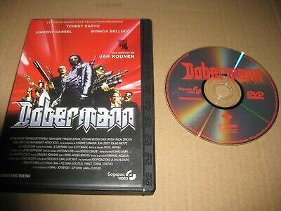 Dobermann dvd vincent cassel jan kounen