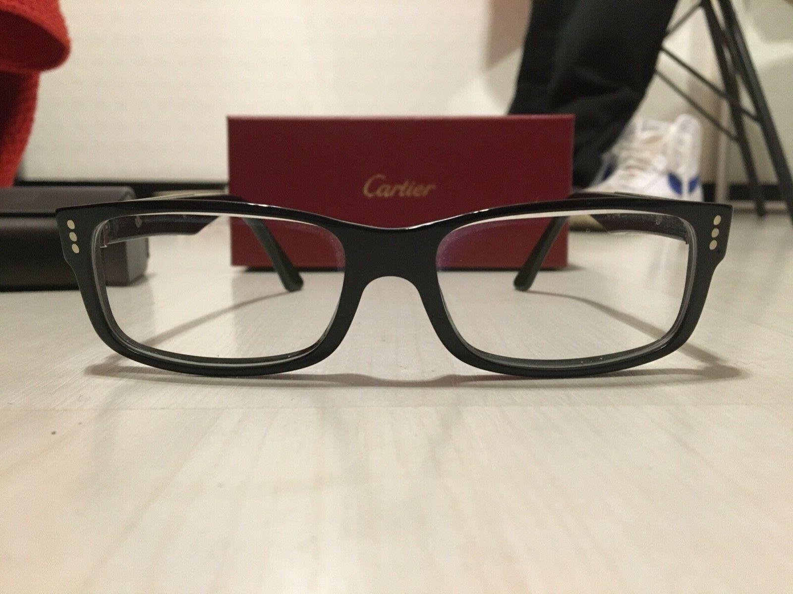 Monture de lunettes de vue homme cartier