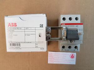 ABB 63 A E463/3-SL 3 polig Hauptschalter sperrbar NEU OVP 400V AC