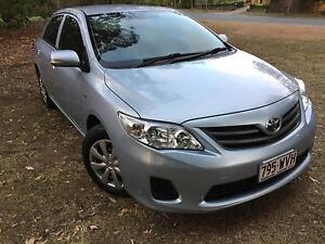 2011 Toyota Corolla sedan Chapel Hill Brisbane North West Preview