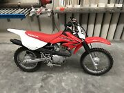 2012 CRF80F Honda mini dirt bike motocross junior Somerville Mornington Peninsula Preview