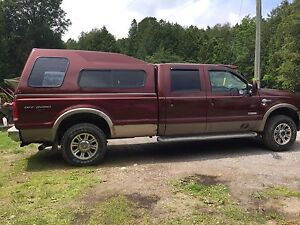 2007 King Ranch F250 ( 6.0 L Diesel)