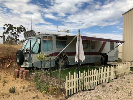 40 foot Motorhome Wayville Unley Area Preview