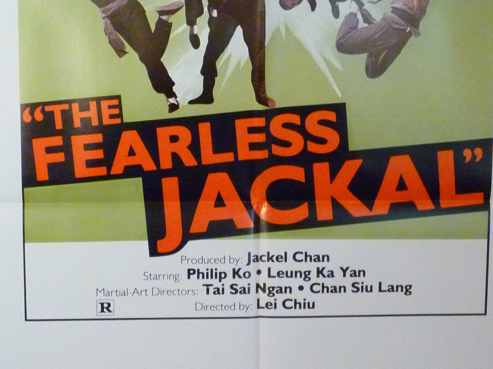 1980-The-Fearless-Jackal-Aka-Two-For-The