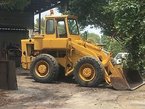 Front end loader 10 ton Caboolture Caboolture Area Preview