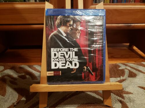 Before The Devil Knows You re Dead, 2007, Blu-ray, 2020 Shout Select Edition - $19.99