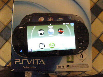 Sony PlayStation Vita LCD Crystal Black Edizione Limitata (no 3G)