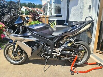 YAMAHA YZF R1 5VY 2004 SUPERSPORTS BIKE 1000cc Low mileage, great condition