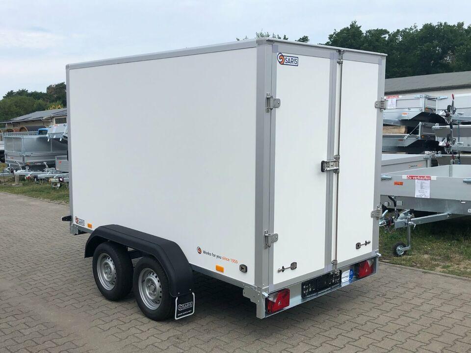 ⭐Anhänger Saris Koffer FW2700 2700 kg 306x154x180cm Seitenklappe in Schöneiche bei Berlin
