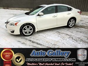 2014 Nissan Altima 3.5 SL* Low Km