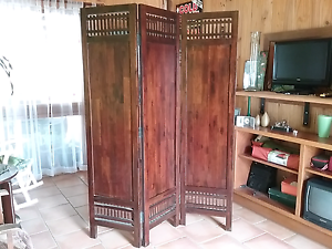 Solid wood room screen Cudlee Creek Adelaide Hills Preview