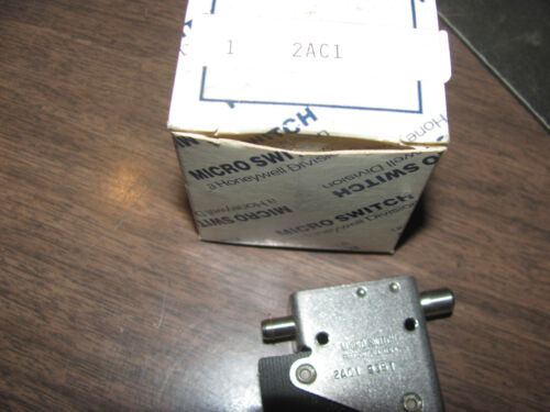 NEW Honeywell Micro Switch 2AC1