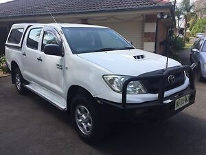 2009 Toyota Hilux SR 4x4 dual cab Austral Liverpool Area Preview