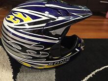Sonic helmet size small Spotswood Hobsons Bay Area Preview