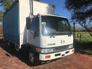 Hino FC Ranger 5  Curtainsider Regency Park Port Adelaide Area Preview